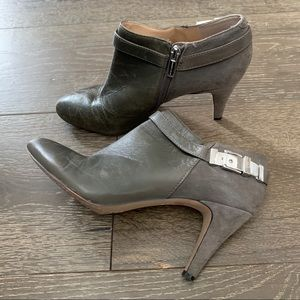 Vince Camuto Vanny Booties 8.5 Ankle Boots Leather